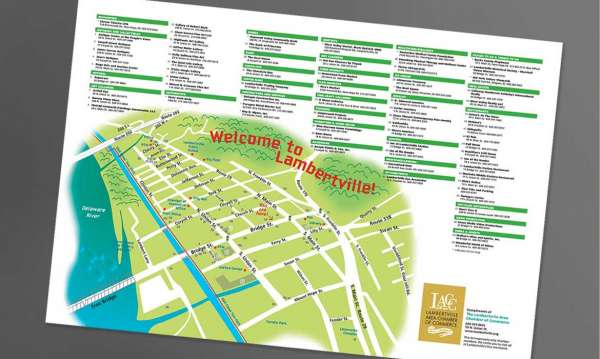 Chamber of Commerce Directory Board