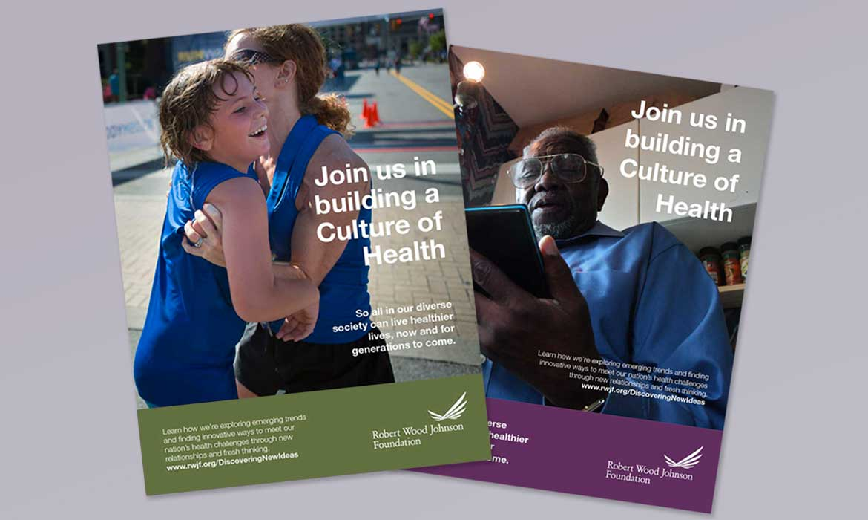 Robert Wood Johnson Foundation Ads