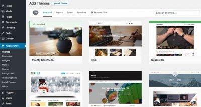 Convert Your Website to WordPress